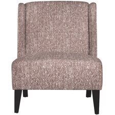 Barton Ikat Wingback Chair