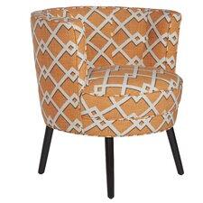 Lily Modern Barrel Chair