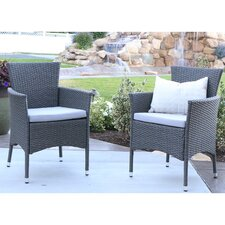 Baxter Dining Arm Chair with Cushion