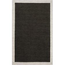 Madison Square Coal Black/Oatmeal Area Rug