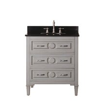 "Kelly 31"" Single Bathroom Vanity Set"