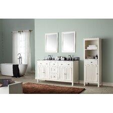 "Hamilton 43"" Single Bathroom Vanity Set"