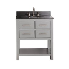 "Brooks 31"" Single Bathroom Vanity Set"