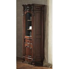 """Provence 24"""" x 72"""" Free Standing Linen Tower"""