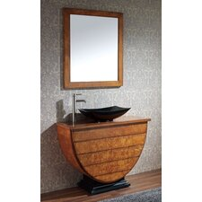 "Legacy 40"" Single Bathroom Vanity Set"