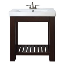 "Lexi 32"" Single Bathroom Vanity Set"