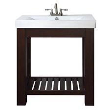 "Lexi 32"" Single Bathroom Vanity Set"