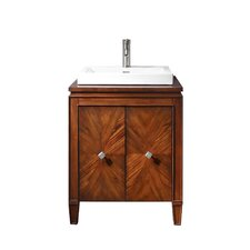 "Brentwood 25"" Single Bathroom Vanity Set"