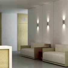 Tub 2 Light Wall Sconce