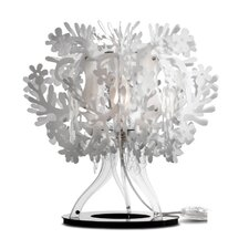 "Fiorellina 13.4"" H Table Lamp with Novelty Shade"