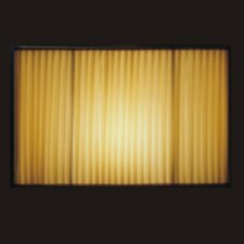 Blissy 1 Light Pleated Wall Sconce