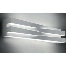 "Cross 23.64"" W 1 Light Wall Sconce"