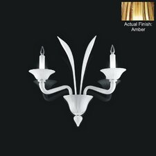 Hermitage 2 Light Wall Sconce