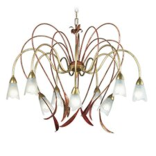 Reggio 9 Light Chandelier