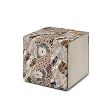 Osaka / Oslo Pouf Cube Ottoman