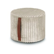 Coomba Cylindrical Pouf Ottoman