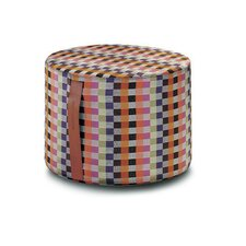 Patos Cylindrical Pouf Ottoman
