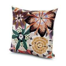 Passiflora_Giant Cotton Throw Pillow
