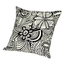 Cartagena Cotton Throw Pillow