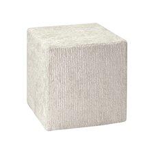 Papavero Patch Ovens Pouf Cube Ottoman