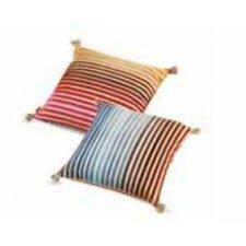 Margherita Pointillee Jacaranda Throw Pillow