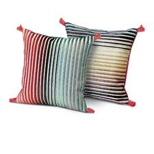 Passiflora T50 Jacaranda Throw Pillow