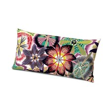 Passiflora Throw Pillow