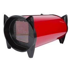 Outdoor Cat House in Starlet Red