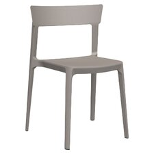 Skin Armless Stacking Chair