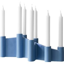 Cathedral candle holders