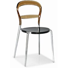 Wien Armless Stacking Chair (Set of 2)
