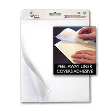 """25"""" x 30"""" Write and Stick Easel Pad (Set of 2)"""