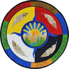 Traditional Teachings Area Rug