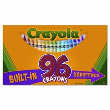 Classic Color Pack Crayons (96/Box)