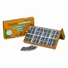 Wax Construction Paper Crayons (400/Box)