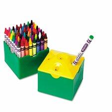Classpack Regular Crayons (13 Caddies, 832/Box)