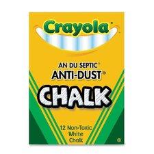 Anti-Dust Chalk Box (Set of 12)