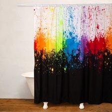 Cosmic Burst Shower Curtain
