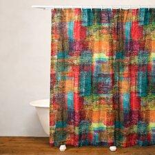 Etch Shower Curtain