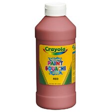 Crayola Washable Paint 16 Oz Brown (Set of 2)