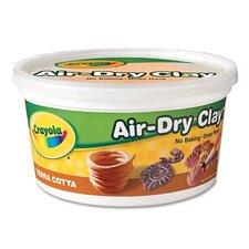 Air-Dry Clay, 2 1/2 Lbs