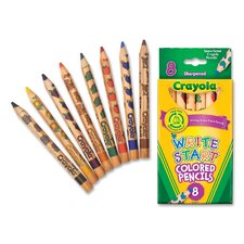 Write Start Colored Pencils (Set of 8)
