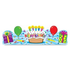 Student Birthday Crown Certificate (Set of 30)
