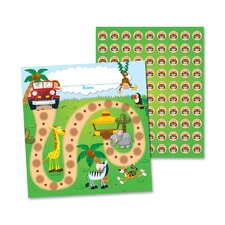 Jungle Safari Mini Incentive Chart (Set of 2)