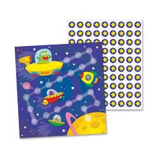 Out Of This World Mini Incentive Chart (Set of 2)