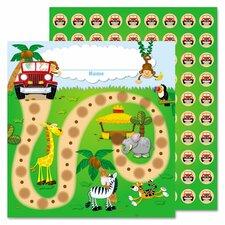 Jungle Safari Mini Incentive Chart (Set of 2)