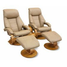 Oslo 58 Home Theater Recliner (Set of 2)