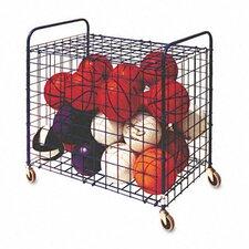 Lockable Ball Utility Cart