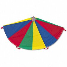 Champion Sports Nylon with 12 Handles Parachute