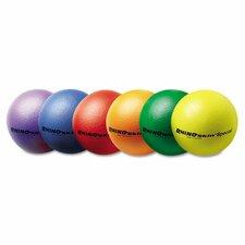 "Rhino Skin Ball Sets, 8.5"", Blue, Green, Orange, Purple, Red, Yellow (Set of 6)"
